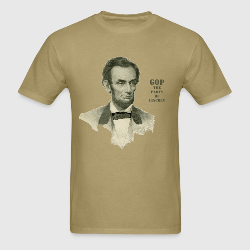 Republican Party of Lincoln - Men's T-Shirt