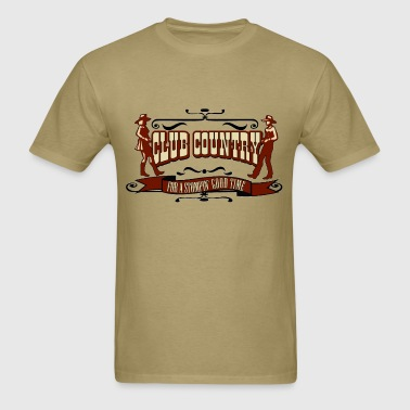 Club Country - Men's T-Shirt