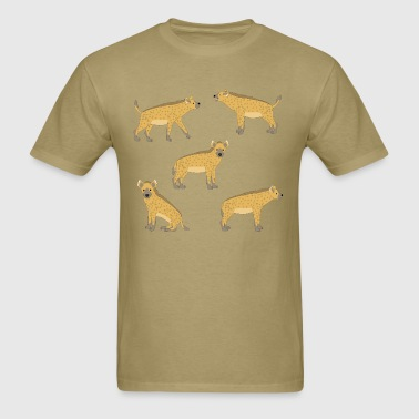 Hyenas - Men's T-Shirt