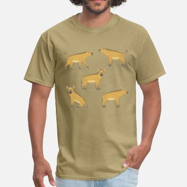 Hyenas Hyenas - Men's T-Shirt