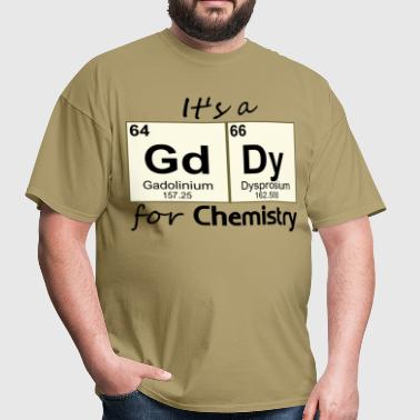 Periodic Table Chemistry - Men's T-Shirt
