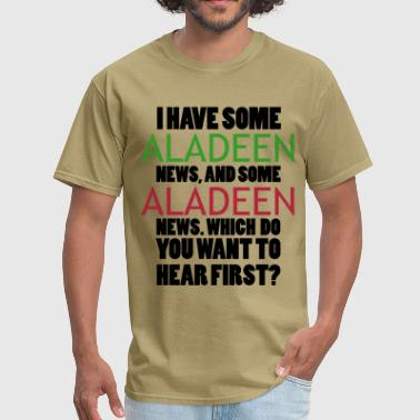Aladeen News - Men's T-Shirt