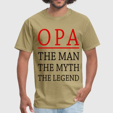 Opa The Legend OPA The Legend - Men's T-Shirt