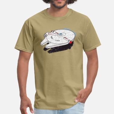 Millennium Enterprise - Men's T-Shirt
