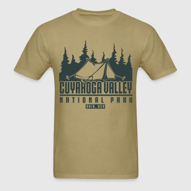 Cuyahoga Valley - Men's T-Shirt