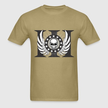 III Percent - Men's T-Shirt