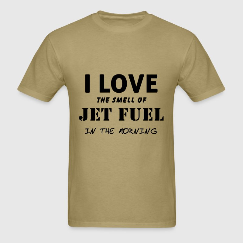 Jet Fuel Design - Men's T-Shirt