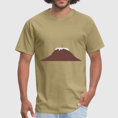DONE: climb mount kilimanjaro - Men's T-Shirt