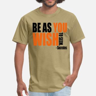 Socrates Socrates Quote - Men's T-Shirt