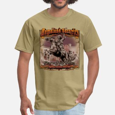 Rollin Low Homeland Security by RollinLow - Men's T-Shirt
