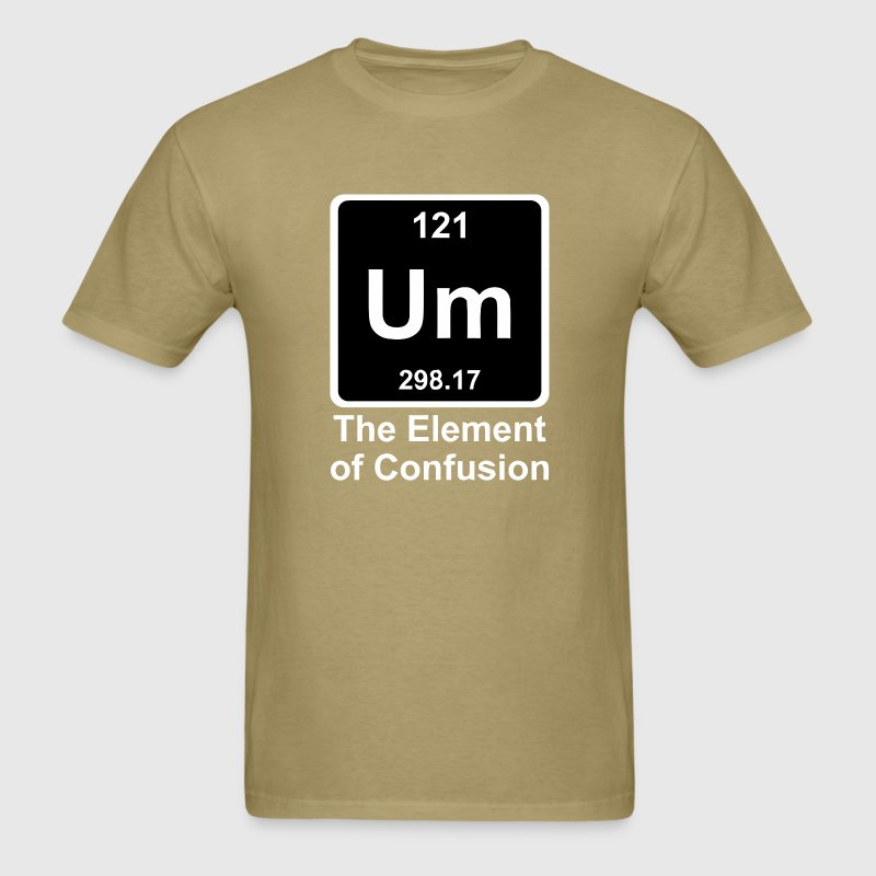Funny periodic table element t shirt spreadshirt urtaz Images