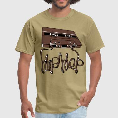 Hip hop tape flex - Men's T-Shirt