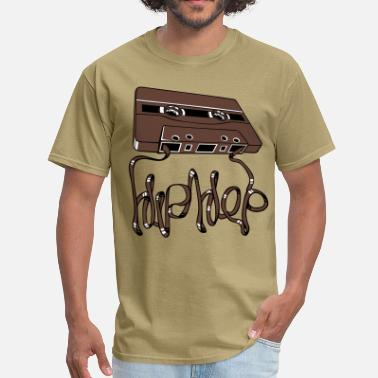 Hip Hop Hip hop tape flex - Men's T-Shirt