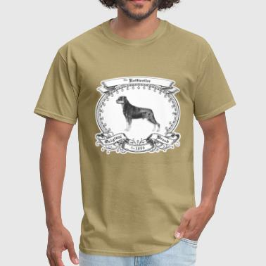 The Rottweiler 1800 - Men's T-Shirt