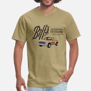 Biffs Automotive Detailing biff automotive detailing - Men's T-Shirt