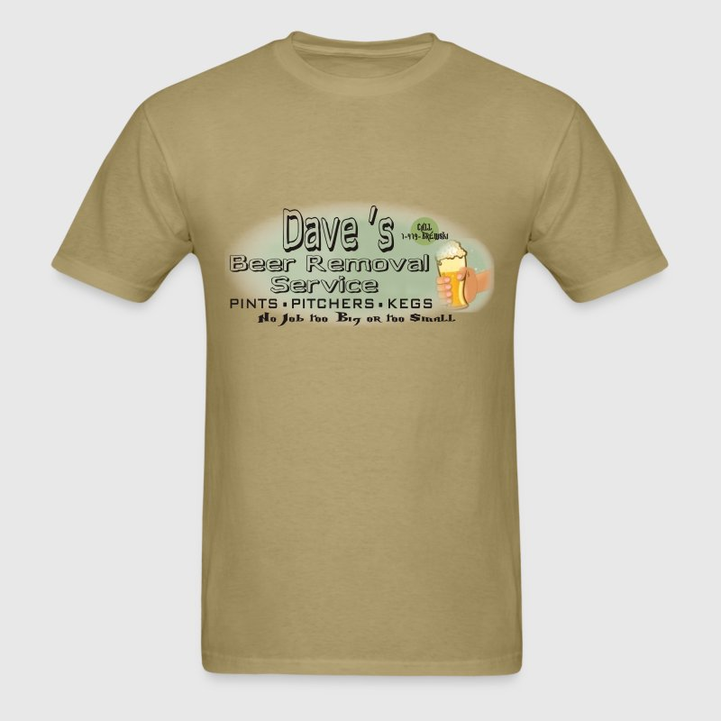 Beer Removal - Men's T-Shirt