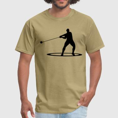 Hammer throw - Men's T-Shirt