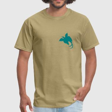 Guinea bird of paradise  - Men's T-Shirt