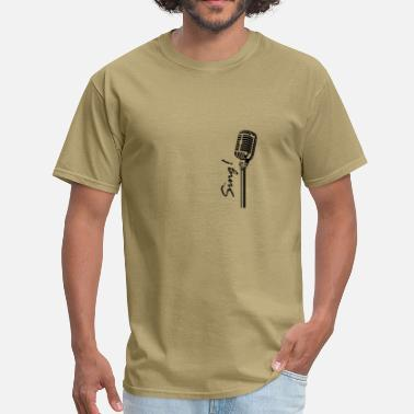 Singing Voice Sing! - Men's T-Shirt