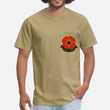 Armistice Day Veterans Day Mug - Men's T-Shirt