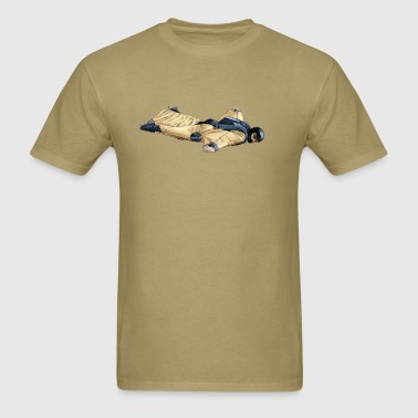 wingsuit - Men's T-Shirt