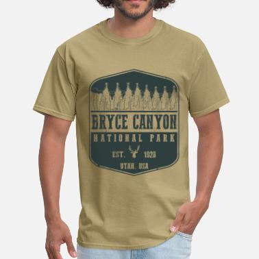 Bryce Canyon National Park Bryce Canyon - Men's T-Shirt
