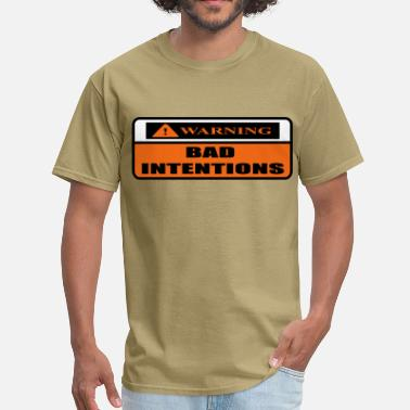 Bad Manners BAD INT. - Men's T-Shirt