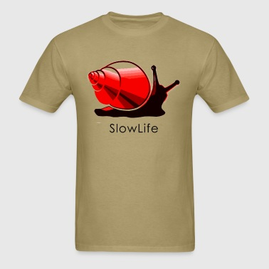 Slowlife - Men's T-Shirt