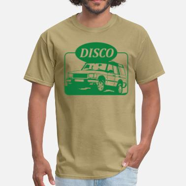 Rover Land Rover Discovery illustration - Men's T-Shirt