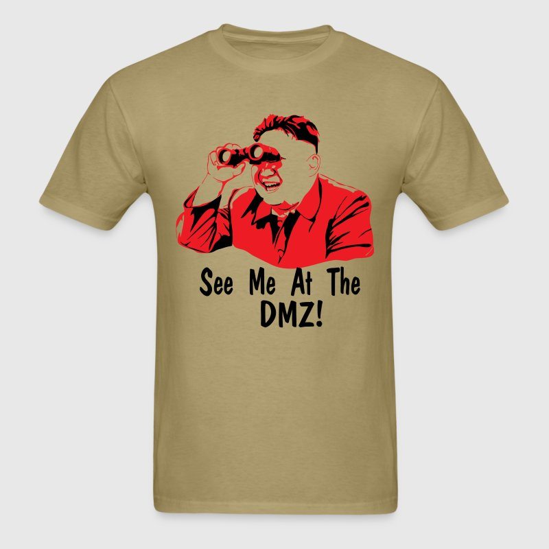 DMZ - Men's T-Shirt