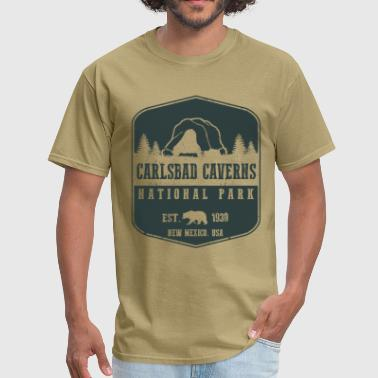 Carlsbad Caverns - Men's T-Shirt