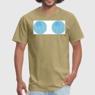 Code Blue code_blue_balls - Men's T-Shirt