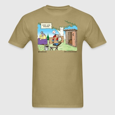 Outhouse - Men's T-Shirt