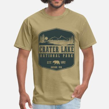 Crater Lake National Park Crater Lake National Park - Men's T-Shirt