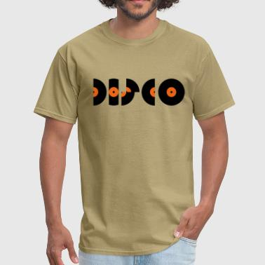 Retro disco_2c - Men's T-Shirt