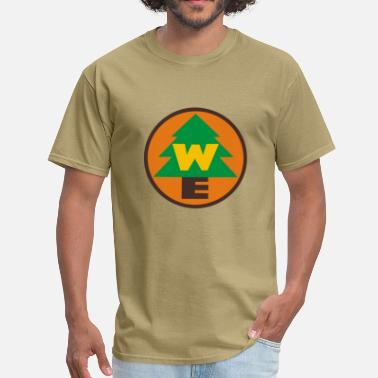 Wilderness Up – Wilderness Explorer - Men's T-Shirt