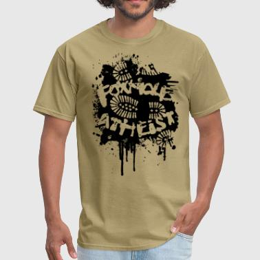 foxhole_atheist - Men's T-Shirt