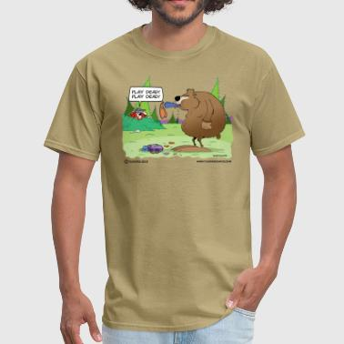 Play Dead! Play Dead! - Men's T-Shirt