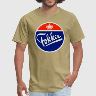 Fokker Fokker - Men's T-Shirt