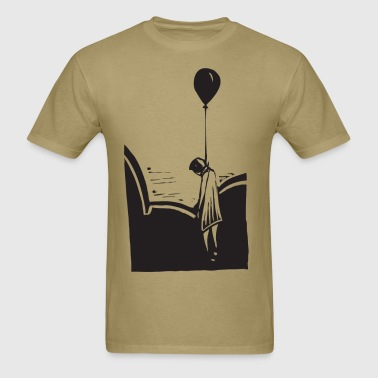 Depression - Men's T-Shirt
