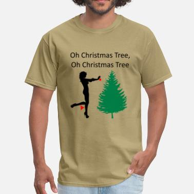 Oh Christmas Tree - Men's T-Shirt