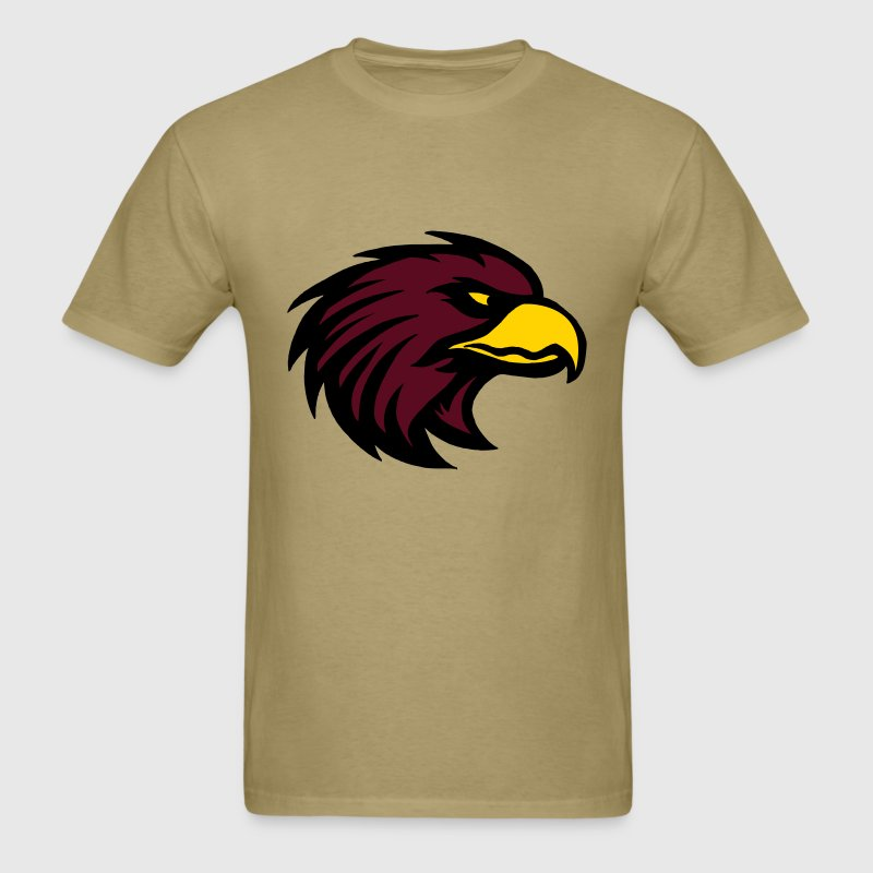 Eagle color USA - Men's T-Shirt