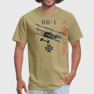 Fokker Flying Circus DR-1 - Men's T-Shirt