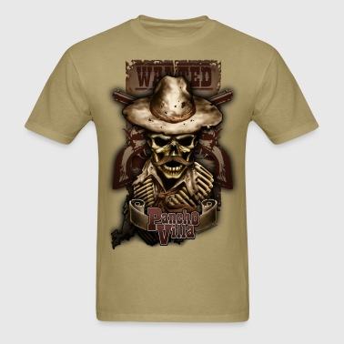 Villa Skull by RollinLow - Men's T-Shirt