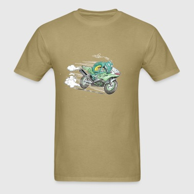 froggy_tshirt - Men's T-Shirt