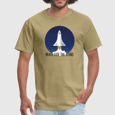 Reach For The Stars - Men's T-Shirt