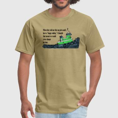 Tug Job - Men's T-Shirt