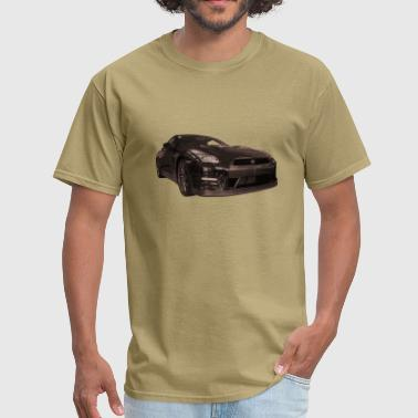 nissan gtr - Men's T-Shirt