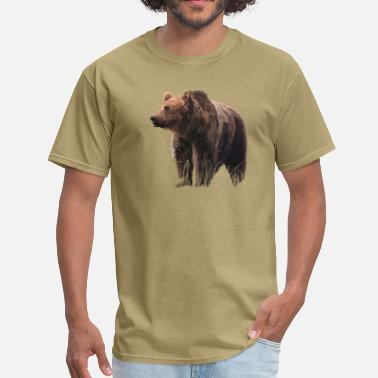 Bære bear - Men's T-Shirt