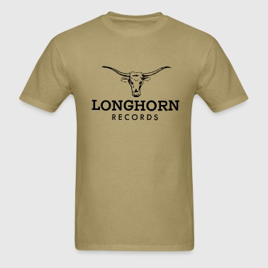 Longhorn Records - Men's T-Shirt